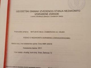 VIKENDICA I GRAĐ. ZEMLJIŠTA Erdut Žarkovac