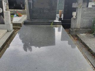 GROBNO MJESTO Groblje Svete Ane