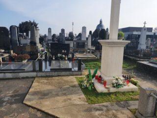 GROBNO MJESTO Groblje u Donjem gradu
