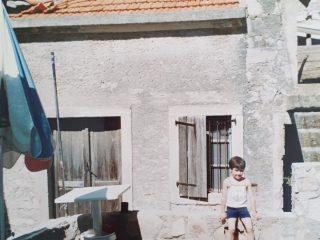 KUĆA Otok Kaprije kod Šibenika